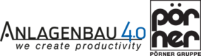 Logo Pörner Group Anlagenbau 4.0